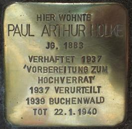 Arthur Holke